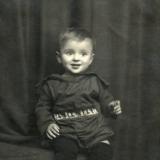 14 Lydia Lowendal la 2 ani, Bucuresti