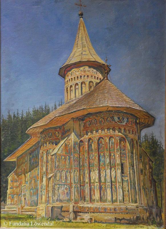 George baron Lowendal, un Leonardo al Bucovinei