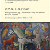George Löwendal – In contextul avangardei europene din prima jumatate a secolului XX