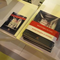 Fundația Löwendal@Salon du Livre Paris 22-25.05.2013