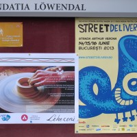 Street Delivery 2013 @ Fundația Lowendal