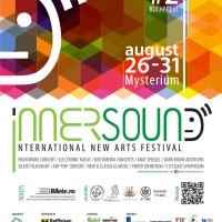 InnerSound International New Arts Festival – a 2-a ediţie Bucureşti, 26-31 august 2013@Fundaţia Löwendal