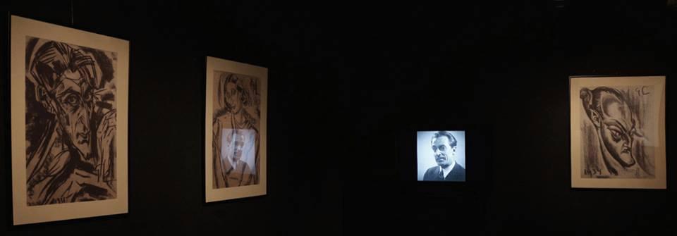 Expoziție de pictură și scenografie George Löwendal, 17 – 30 mai 2014