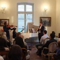 Domeniul Manasia și-a deschis porţile pentru cea de-a doua ediție SoNoRo Conac, cu o expoziție și un concert dedicate artistului George Löwendal
