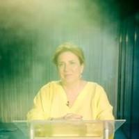 Avram Ariadna in studiorile ZF Live vorbind despre Domeniul Manasia