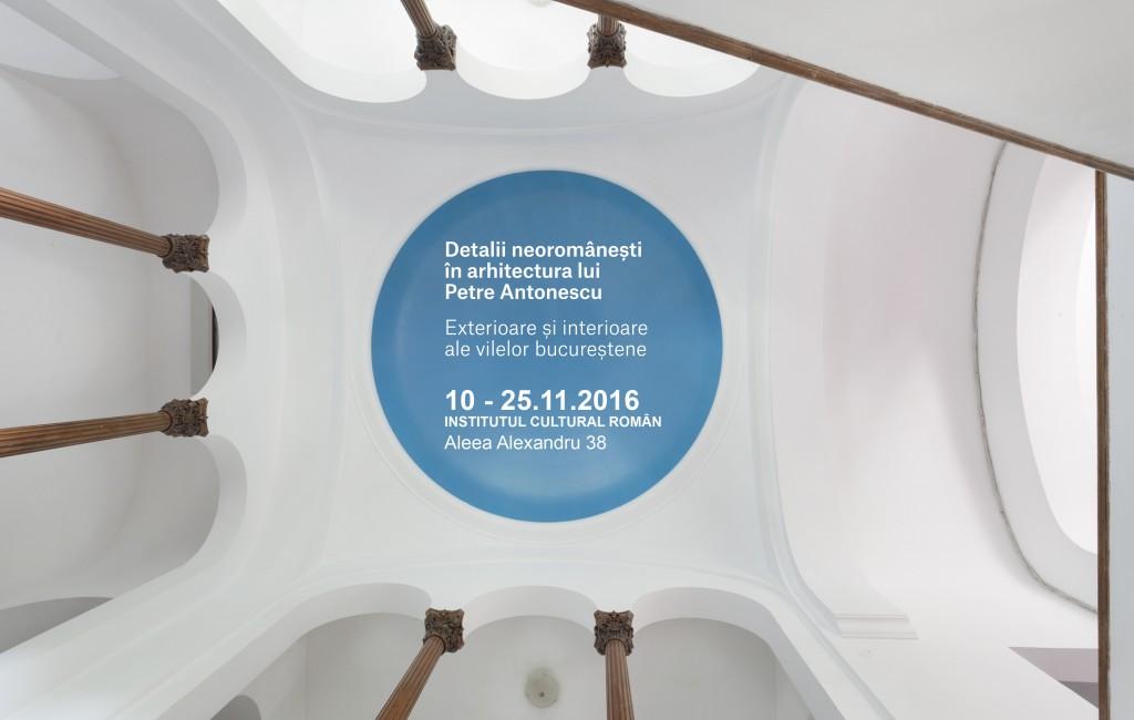 Expoziție de arhitectură la Institutul Cultural Român@Fundația Löwendal