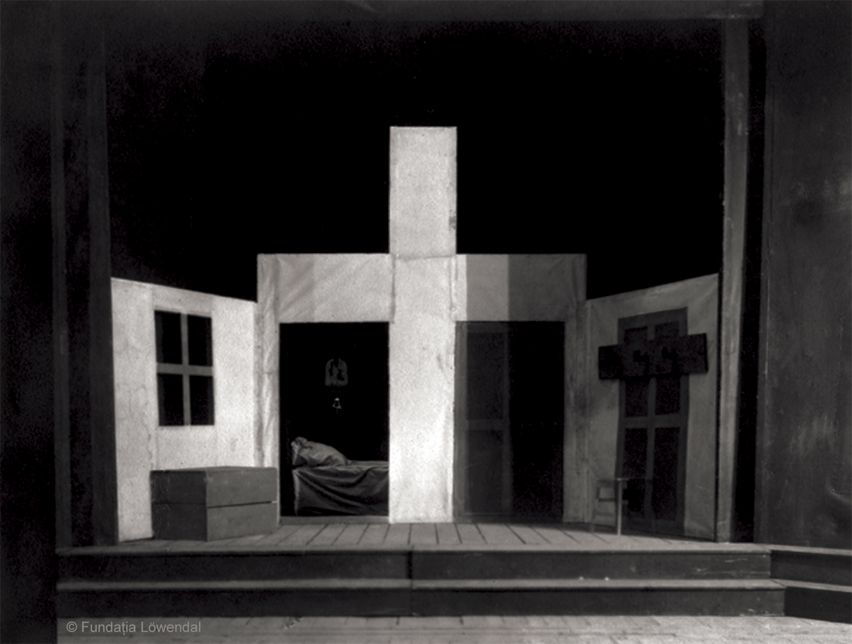 Arta ca teatru, teatrul ca artă – expoziție dedicată operei lui George Löwendal la ICR Berlin