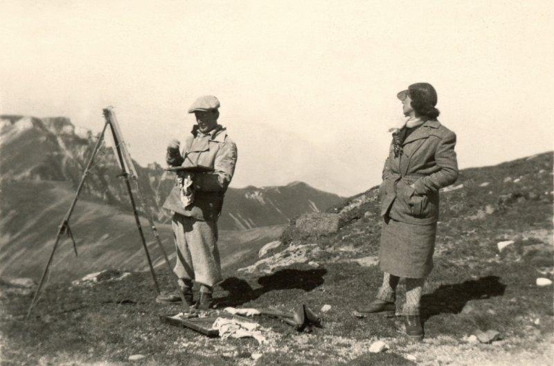 41-sotii-lowendal-pe-varful-omu-muntii-bucegi-septembrie-1943